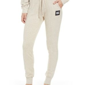 Ivy Park Cream Joggers Size small